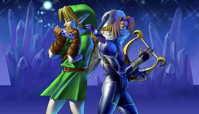 Best game zelda ocarina of time