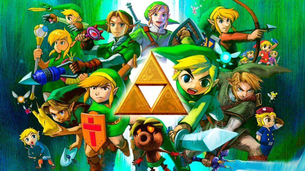 The 10 best The Legend of Zelda games