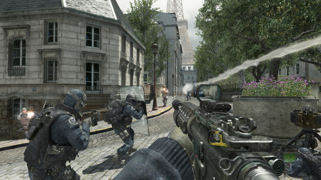 Call of Duty Sledgehammer Advanced Warfare WWII history Modern Warfare 3