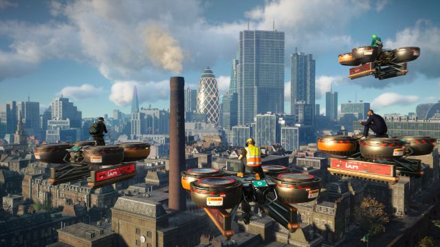 Watch Dogs Legion multiplayer impressions preview