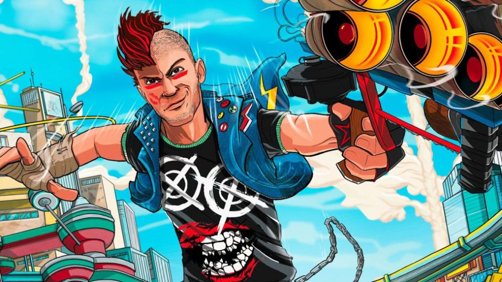 Sunset Overdrive Director Returns to Insonmiac Games (Spider-Man, Ratchet)