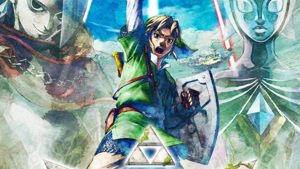 Zelda: Skyward Sword HD is already the best-selling game on Amazon Spain