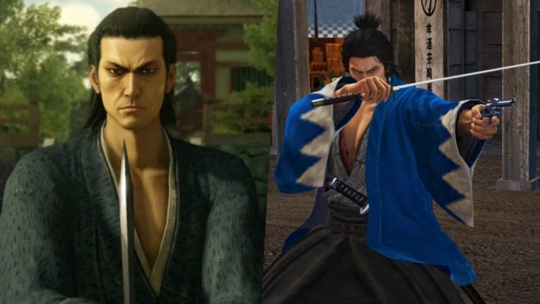 "Yakuza Ishin and Kenzan ""would need a remake"" to see them in the West"