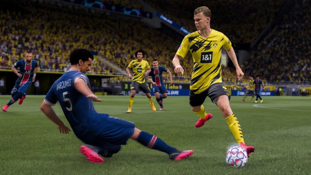 FIFA 21: update 11 on PC, now available; full notes