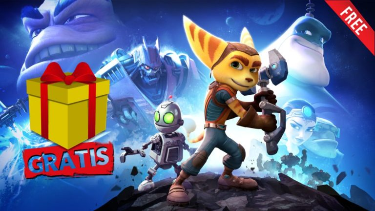 Get Ratchet & Clank for PS4 free for a limited time; compatible with PS5