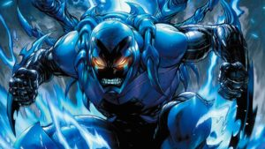 On the march DC and Warner's Blue Beetle, the first Latin superhero movie