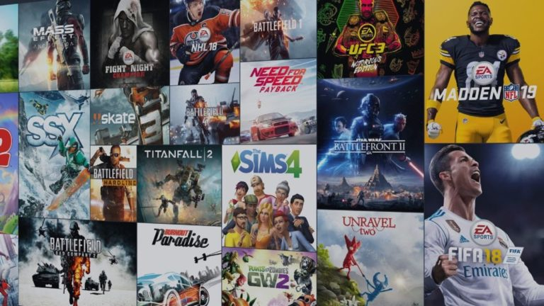 EA patents a system that will allow you to start a streaming game before installing it