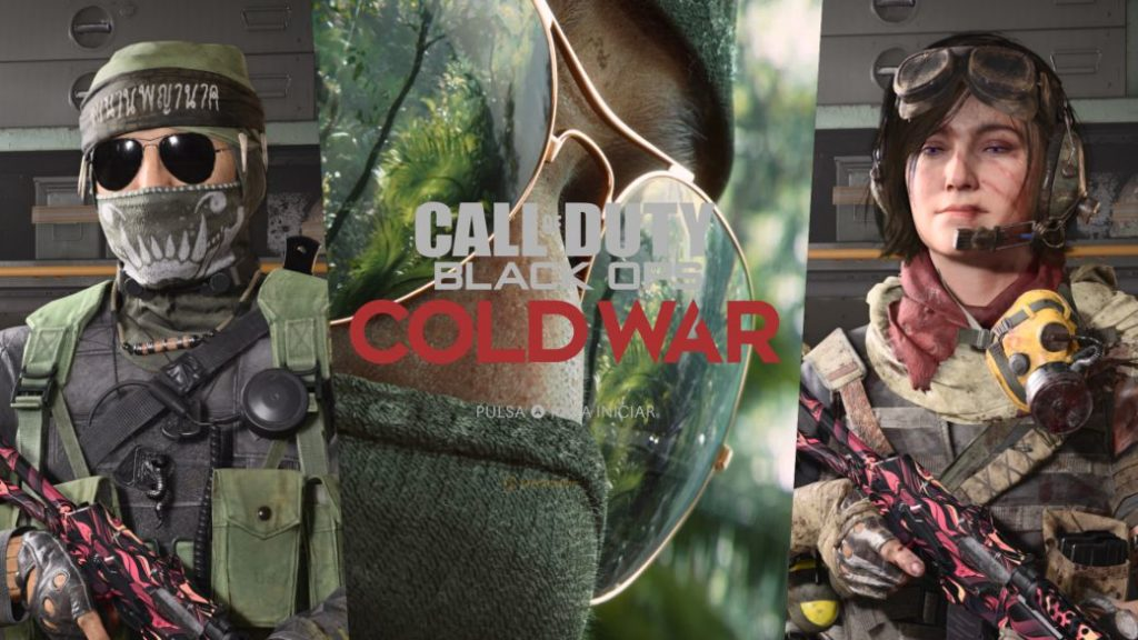CoD Black Ops Cold War: Season 2 Update Now Available; weight and new menu