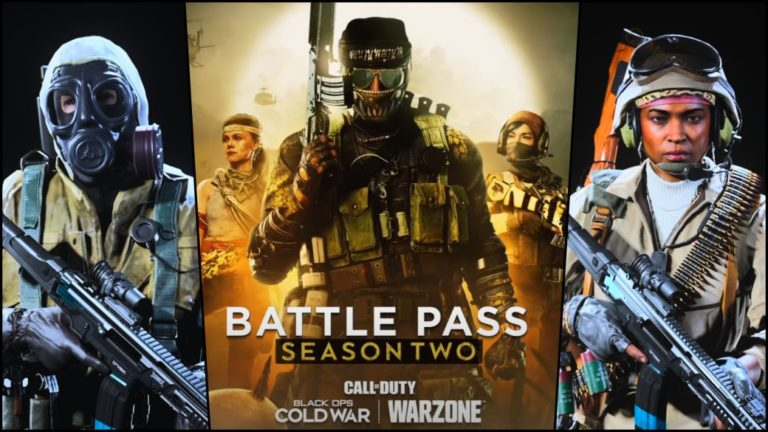 CoD Warzone and Black Ops Cold War Season 2 Battle Pass: Skins, Weapons and Rewards