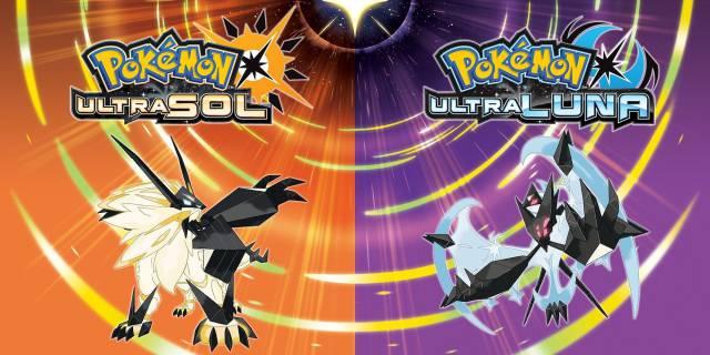 Ultra Sun and Ultra Moon Pokémon