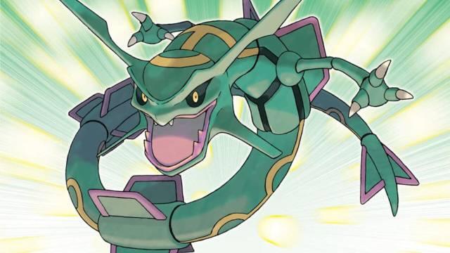 Emerald Pokémon