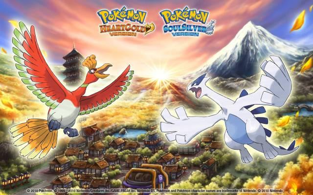Pokémon HeartGold and SoulSilver Silver