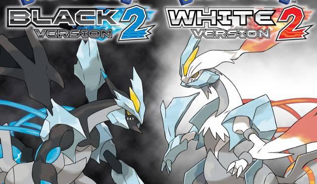 Pokemon White 2 and Black 2