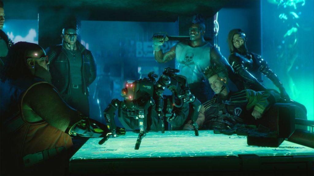 Cyberpunk 2077 delays the release of update 1.2; new date