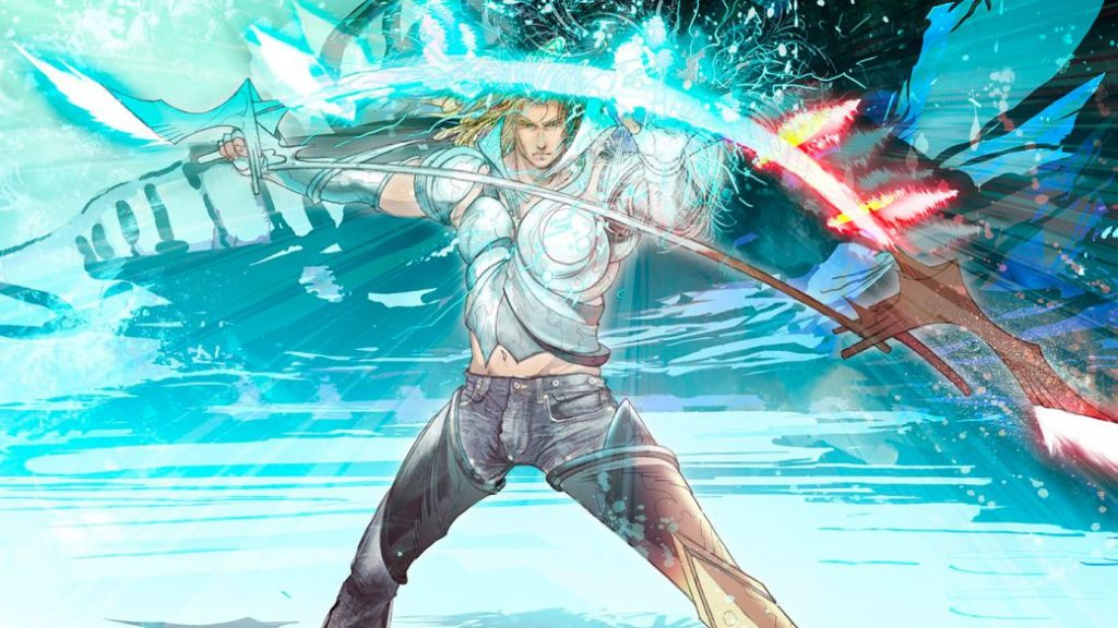 El Shaddai: Ascension of the Metatron heading to PC 10 years after its original release
