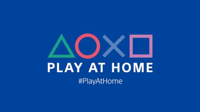 Play At Home playstation ps4 ps5 promotion