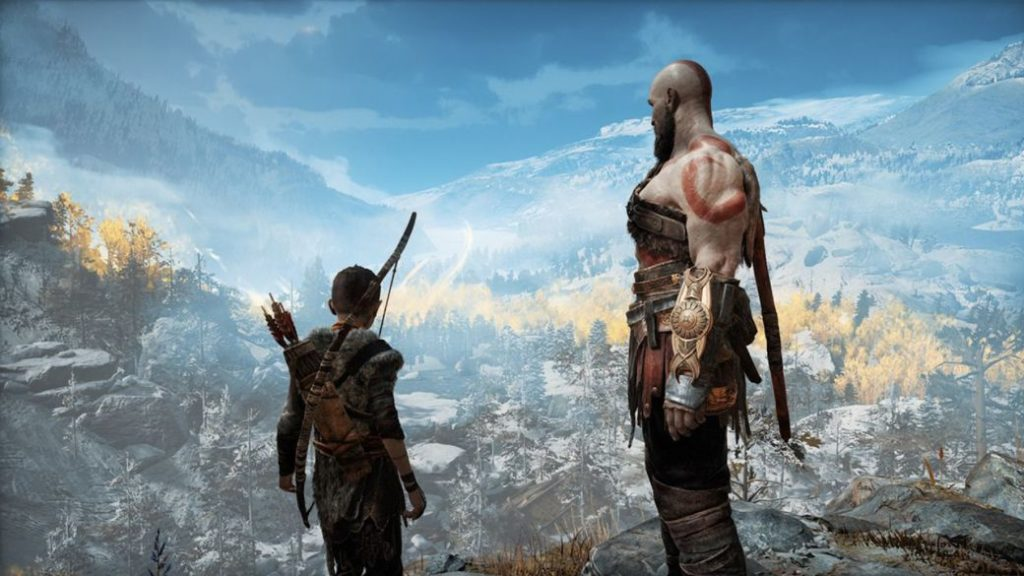 """God of War Ragnarok will come """"when it's finished,"""" says Cory Barlog"""