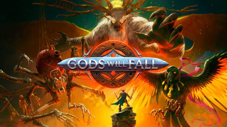 Gods Will Fall, analysis. Beautiful challenge to the gods