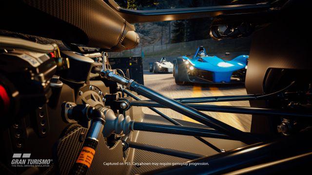 Gran Turismo 7 release date 2022 delay