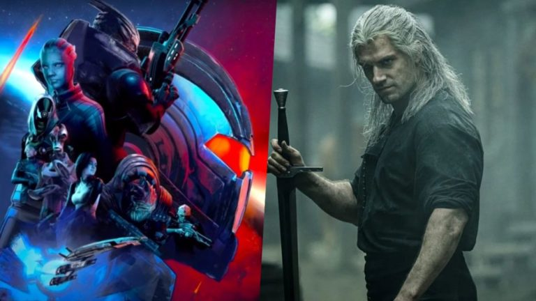 Henry Cavill (The Witcher) anticipates a new project with references to Mass Effect