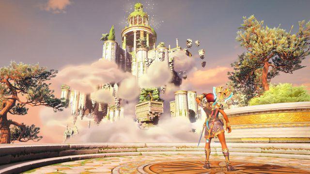 Immortals Fenyx Rising, A New God, analysis