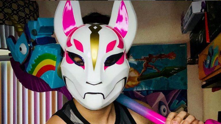 Latin American youtuber appears in Fortnite