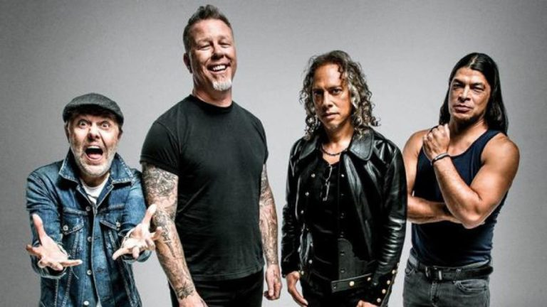 Metallica can't play their own songs on Twitch