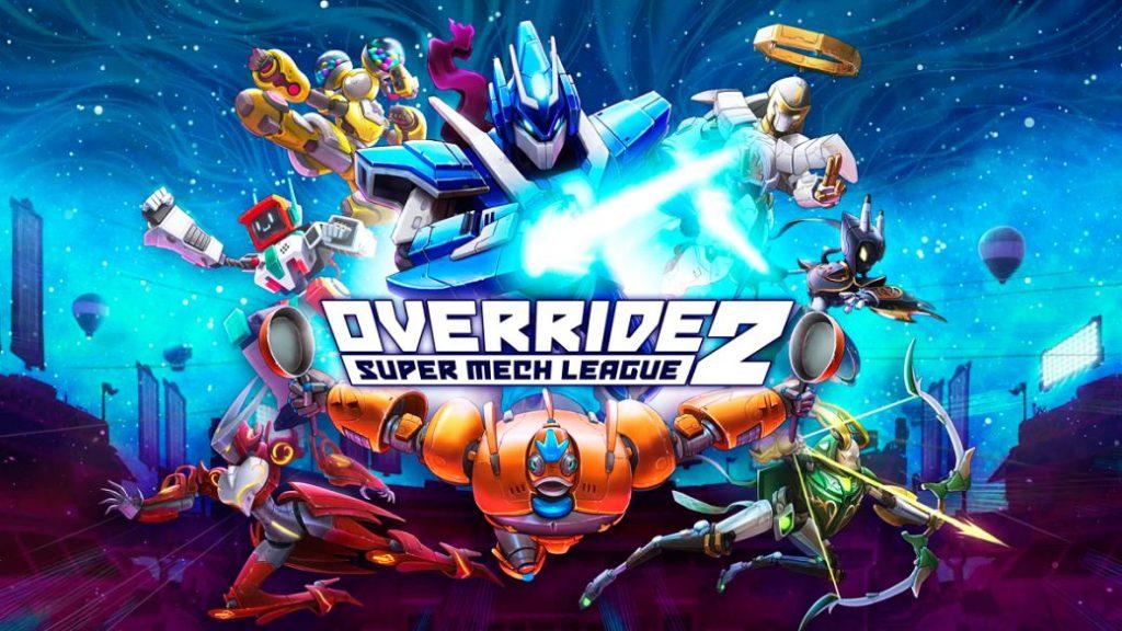 Override 2: Super Mech League, PS4 Reviews