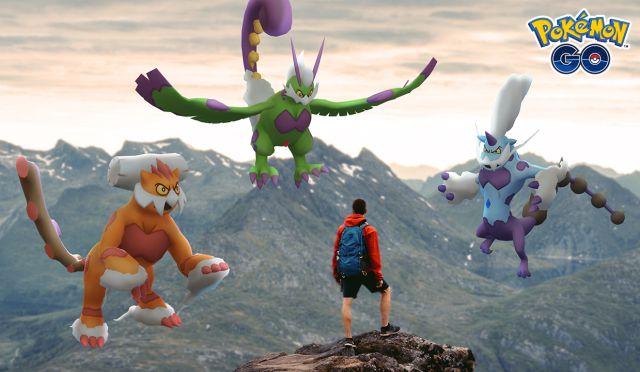 Pokémon GO - Season of Legends