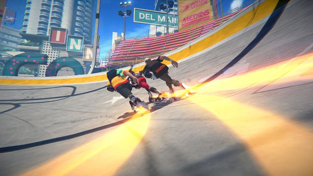 Roller Champions preview private beta impressions