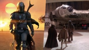 Star Wars: The Mandalorian was going to visit a mythical location in the Skywalker saga