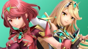 Super Smash Bros. Ultimate: New Characters Pyra and Mythra Revealed in Detail in March