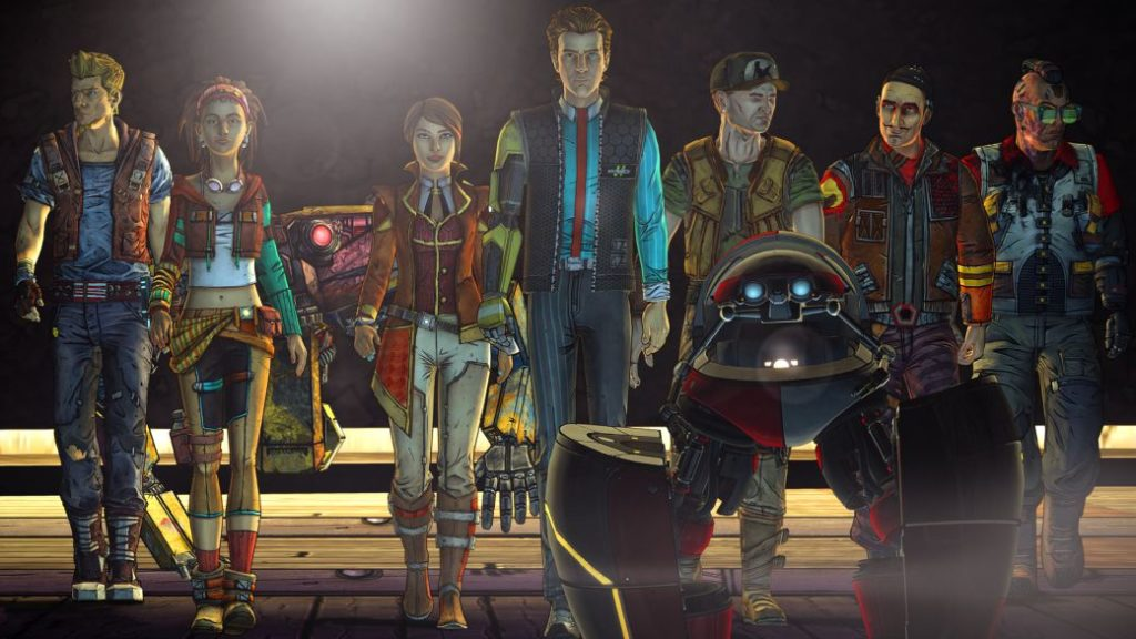 Tales from the Borderlands to return to stores in February
