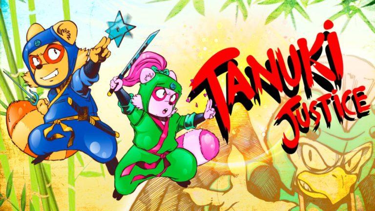 Tanuki justice, analysis. 90s scented platforms