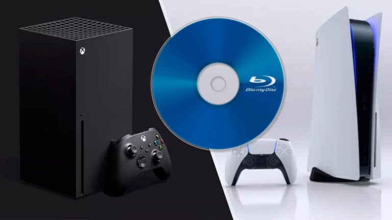 Technical comparison of the Blu-ray player for PS5 and Xbox Series X: which is better?