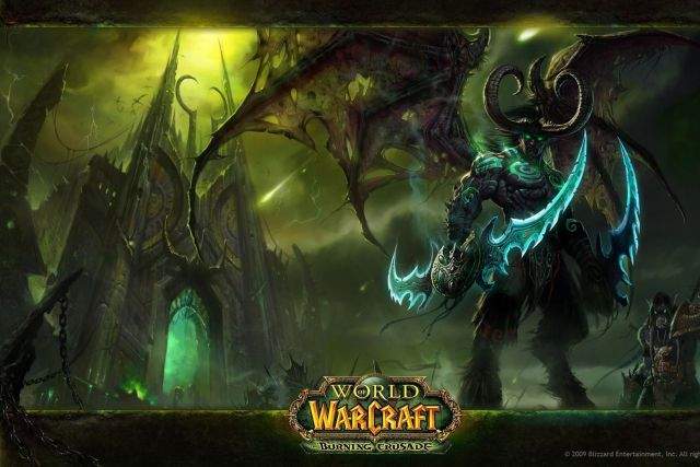 World of Warcraft: The Burning Crusade Classic. Return to the Dark Portal