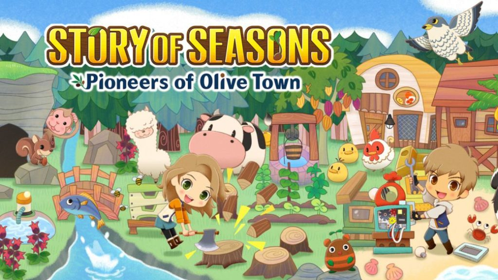 Story of Seasons: Pioneers of Olive Town, Nintendo Switch impressions