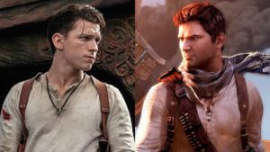 Tom Holland claims not to be totally satisfied with his performance in Uncharted