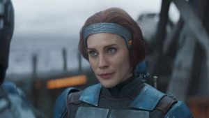 The Mandalorian: Bo-Katan actress reveals her most critical moment