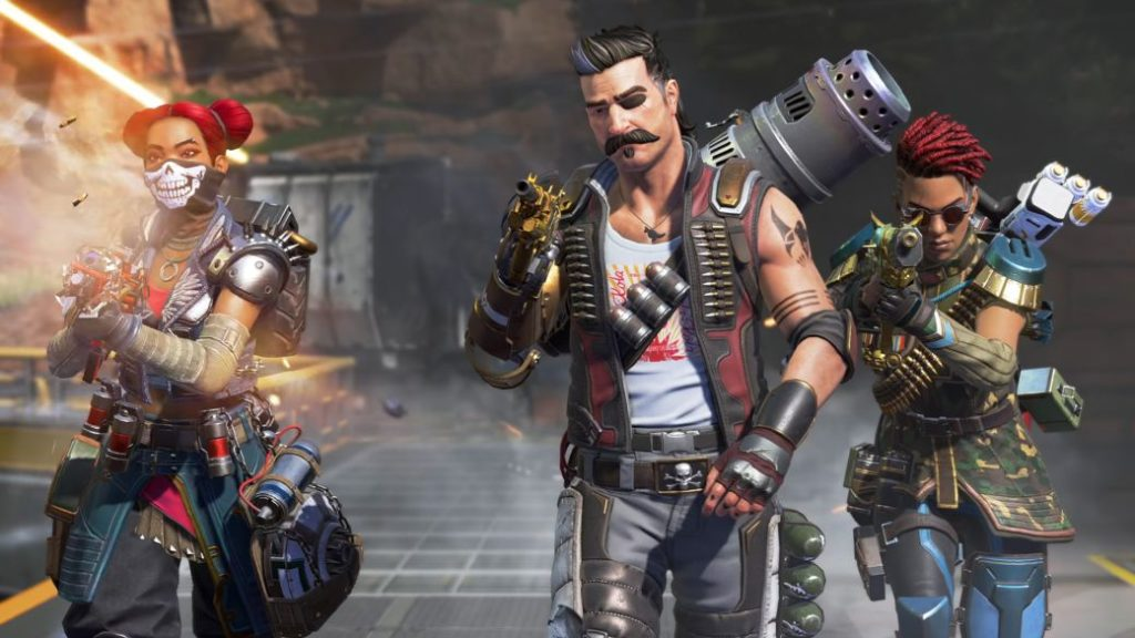Apex Legends reaches its peak of concurrent users on Steam