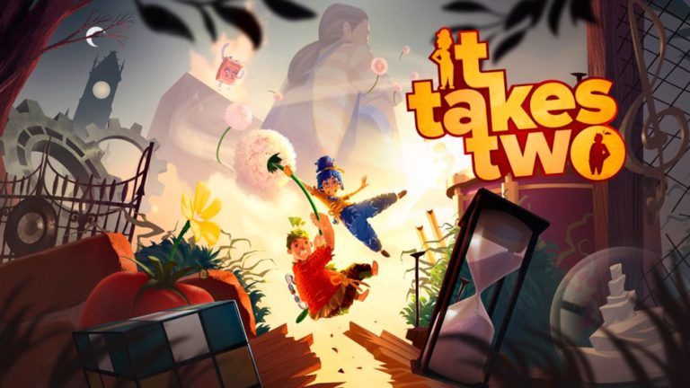 It Takes Two; a cooperative adventure that exudes originality