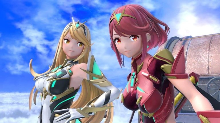 Super Smash Bros. Ultimate Introduces Pyra and Mythra: Details, Date, and More