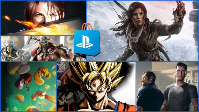 PS4 offers: 9 'Essentials' games for less than 10 euros; compatible with PS5