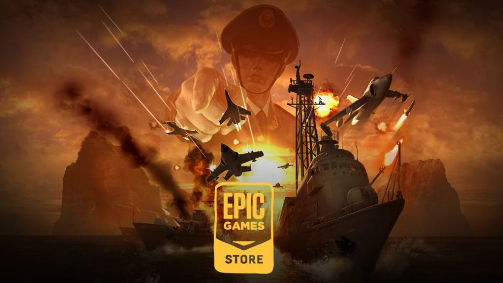 Wargame: Red Dragon, free game on Epic Games Store; how to download it on pc