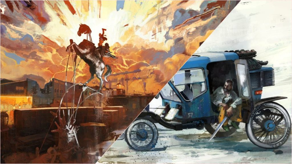 ZA / UM confirms it again: Disco Elysium the Final Cut is out in March
