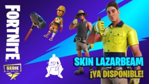 Fortnite: LazarBeam skin now available; price and contents