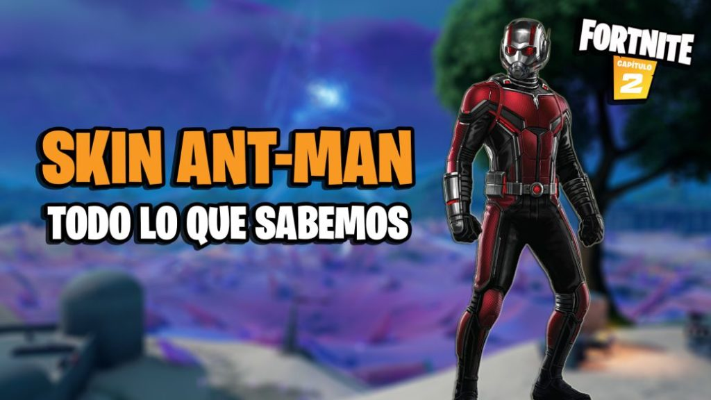 An Ant-Man skin is coming to Fortnite: everything we know