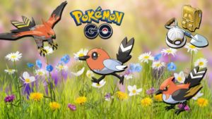 Pokémon GO: Guide for Community Day March 2021 (Fletchling)