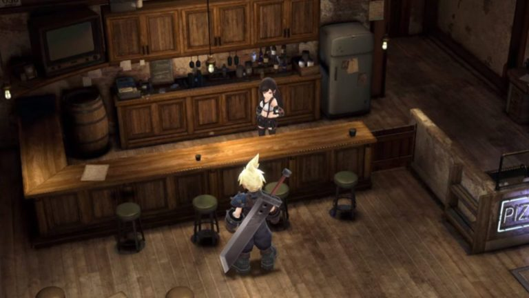 Final Fantasy VII: Ever Crisis will be free and will have micropayments