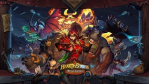 Hearthstone, a Year of the Griffin that promises to be exciting